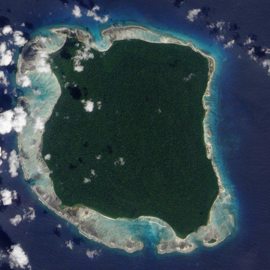 Kuzey Sentinel ada