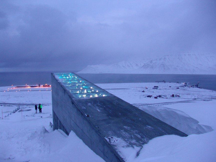 Svalbard Tohum Saklama