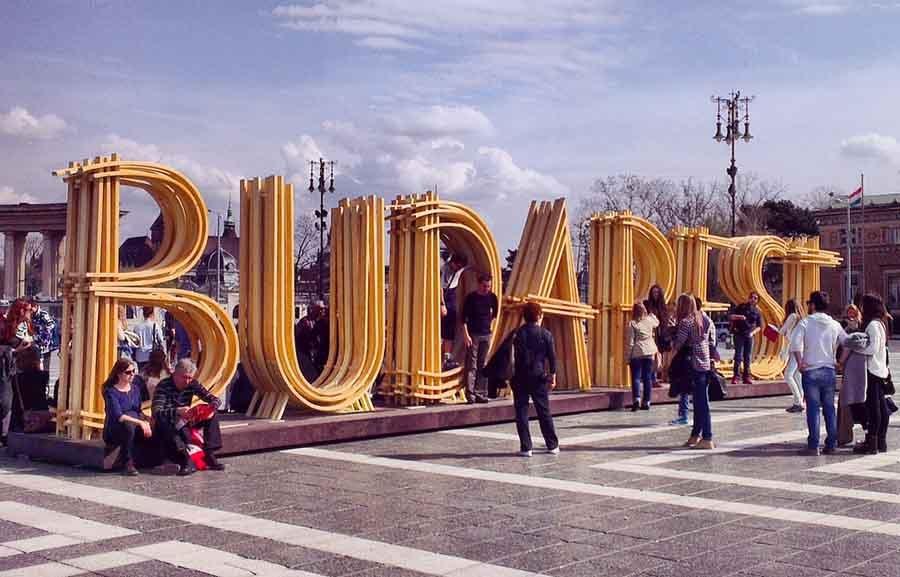 Budapeşte Gezisi - Şehir