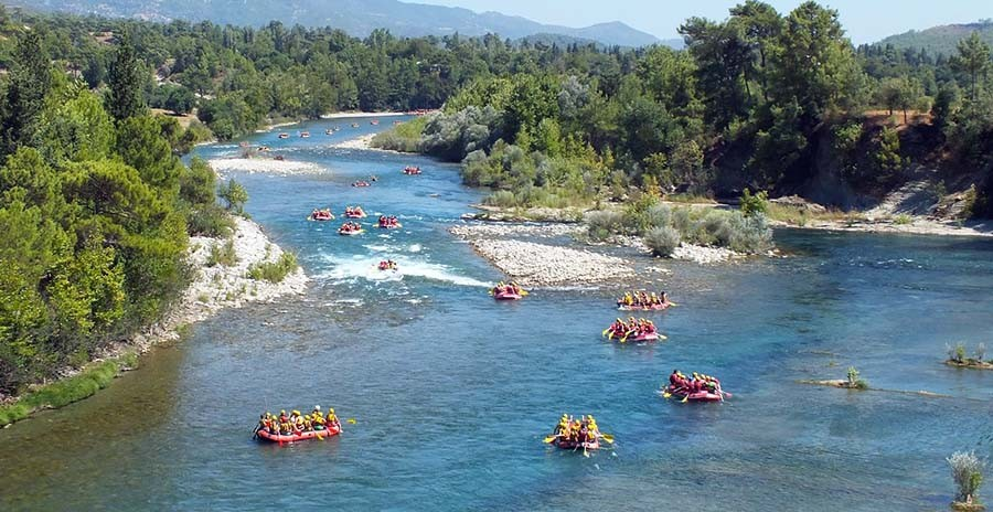 Manavgat Rafting