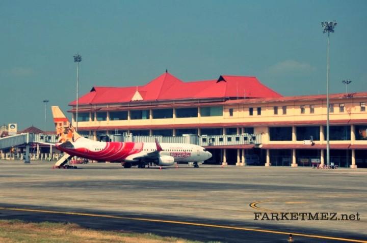 Cochin Güneş Enerjili Havalimanı