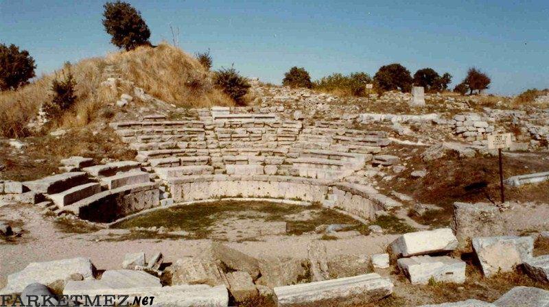 Çanakkale Gezilecek Yerler : Truva Antik Kenti