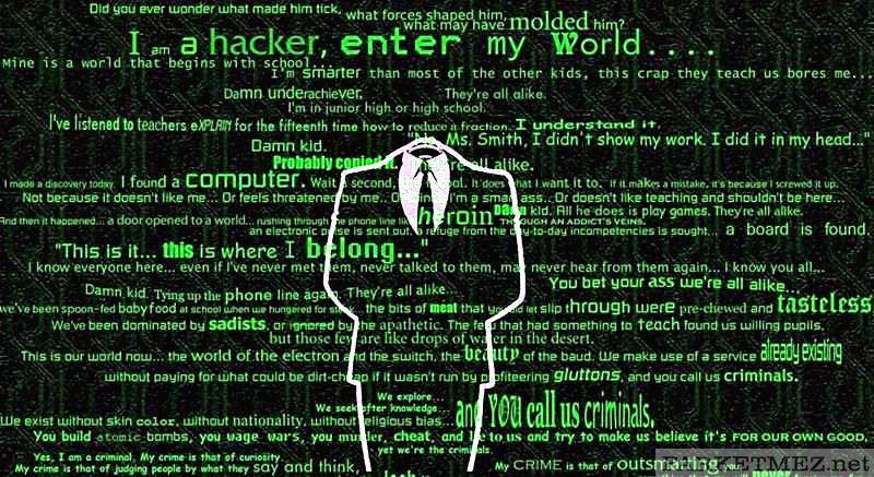 Anonymous Katılım