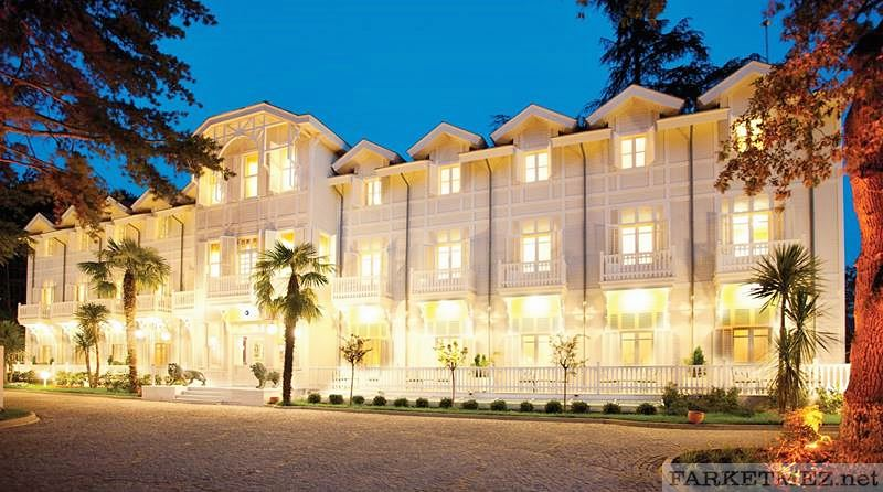 Limak Thermal Boutique Hotel - 1