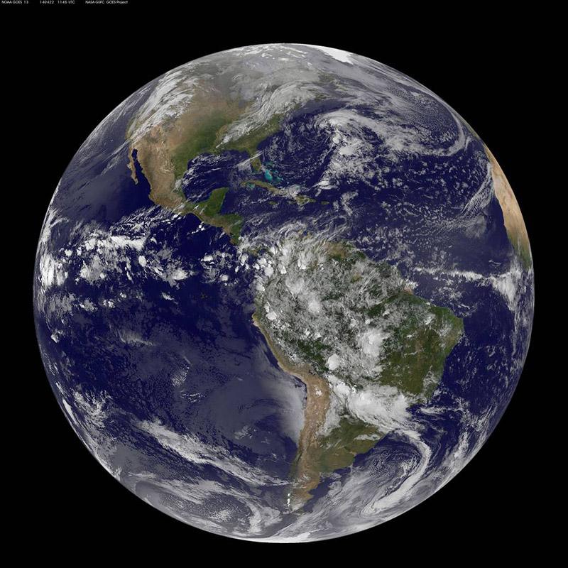 Güneş Sistemindeki Gezegenler - Dünya Gezegeni Özellikleri