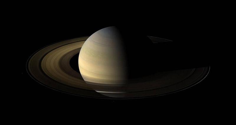 Güneş Sistemindeki Gezegenler - Satürn Gezegeni Özellikleri